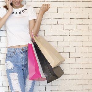 Bolsas y compra