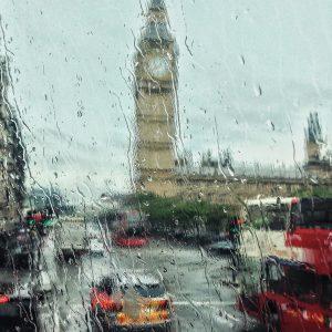 Invierno y días de lluvia
